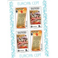 Chypre turc N° Bloc 0003 N**