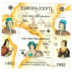 Chypre turc N° Bloc 0010 N**