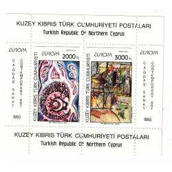 Chypre turc N° Bloc 0012 N**