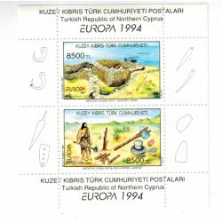 Chypre turc N° Bloc 0013 N**