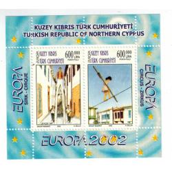 Chypre turc N° Bloc 0019 N**