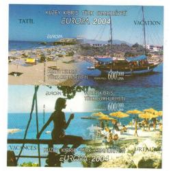 Chypre turc N° Bloc 0021 N**
