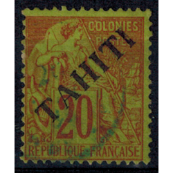Tahiti N° 013 Obli