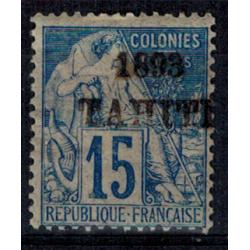 Tahiti N° 024 Obli
