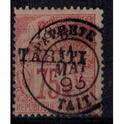 Tahiti N° 029 Obli