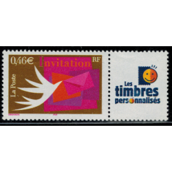 Timbre personnalise N° 3479A/1