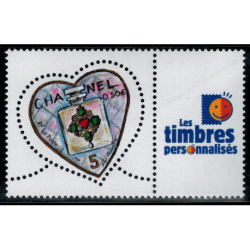 Timbre personnalise N° 3632A1