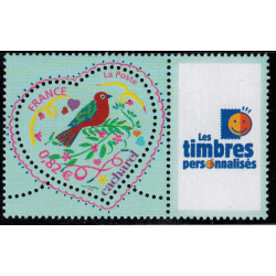 Timbre personnalise N° 3748A