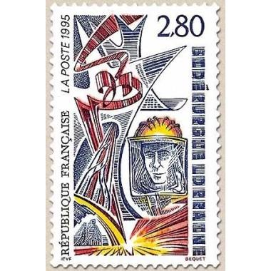 FR N° 2940 Oblitere