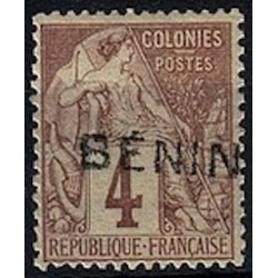 Benin N° 003 N *