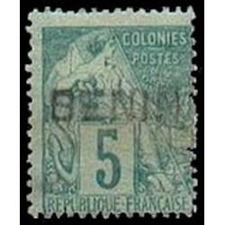 Benin N° 004 N *