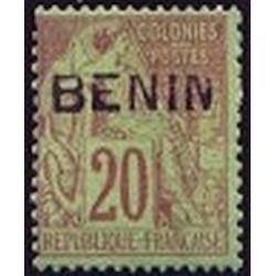 Benin N° 007 N *