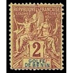 Benin N° 021 N *