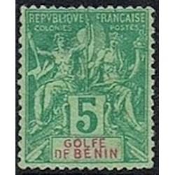 Benin N° 023 N *