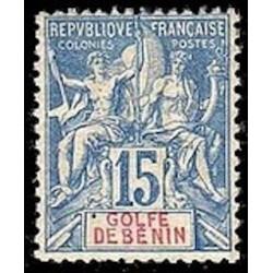 Benin N° 025 N *