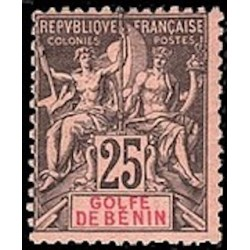 Benin N° 027 N *