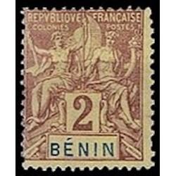Benin N° 034 N *