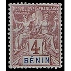 Benin N° 035 N *