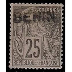 Benin N° 008 Obli