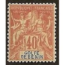 Benin N° 029 Obli