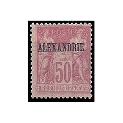 Alexandrie N°  14 Obli
