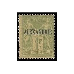 Alexandrie N°  16 Obli