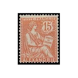 Alexandrie N°  25 Obli
