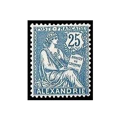 Alexandrie N°  27 Obli