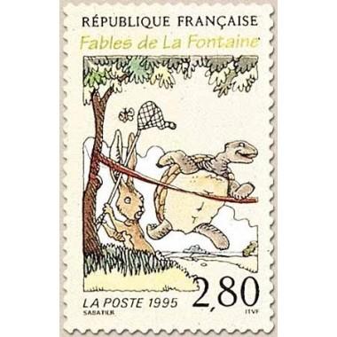 FR N° 2963 Oblitere