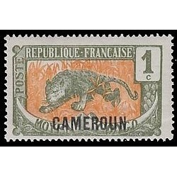 Cameroun N° 084 N *