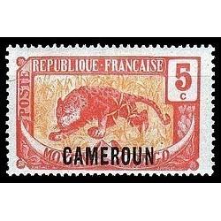 Cameroun N° 087 N *
