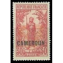 Cameroun N° 092 N *