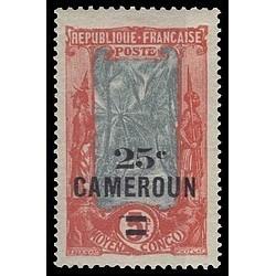 Cameroun N° 103 N *