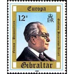 Gibraltar N° 0407 N**
