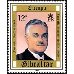 Gibraltar N° 0408 N**