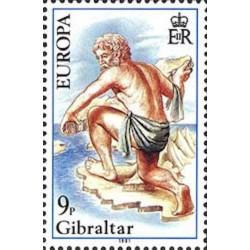 Gibraltar N° 0418 N**