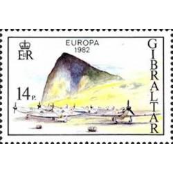 Gibraltar N° 0458 N**