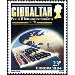 Gibraltar N° 0484 N**