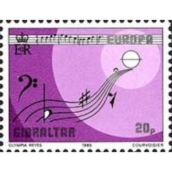 Gibraltar N° 0495 N**