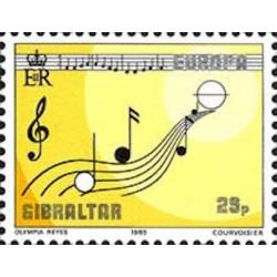 Gibraltar N° 0496 N**