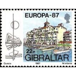 Gibraltar N° 0530 N**