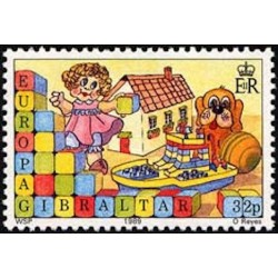 Gibraltar N° 0574 N**
