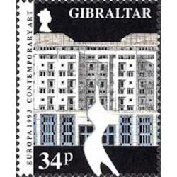 Gibraltar N° 0665 N**