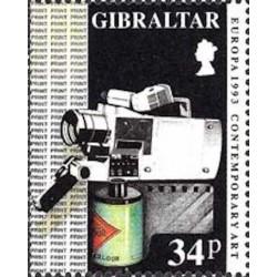 Gibraltar N° 0666 N**
