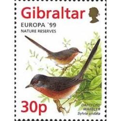 Gibraltar N° 0854 N**