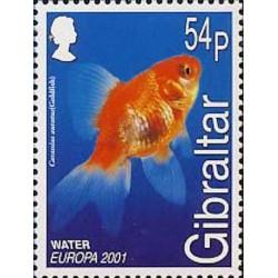 Gibraltar N° 0966 N**