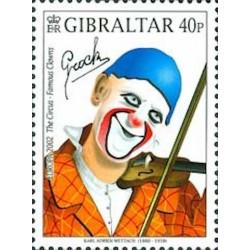Gibraltar N° 1004 N**