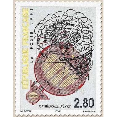 FR N° 2984 Oblitere