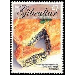 Gibraltar N° 1125 N**
