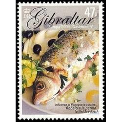 Gibraltar N° 1126 N**